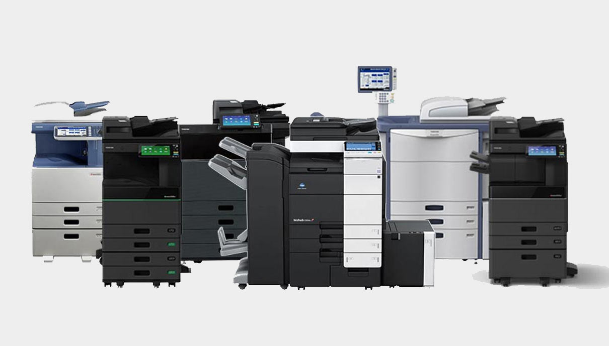 High Performance Copiers & Printers